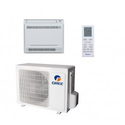 Gree GEH12AA Nordic vloermodel airconditioner