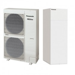 Panasonic KIT-AXC12H9E8 T-CAP All in one   Aquarea warmtepomp